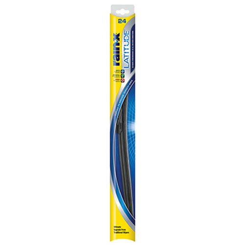 "Rain-X 5079280-1 Latitude Wiper Blade - 24"" (Pack of 1)"