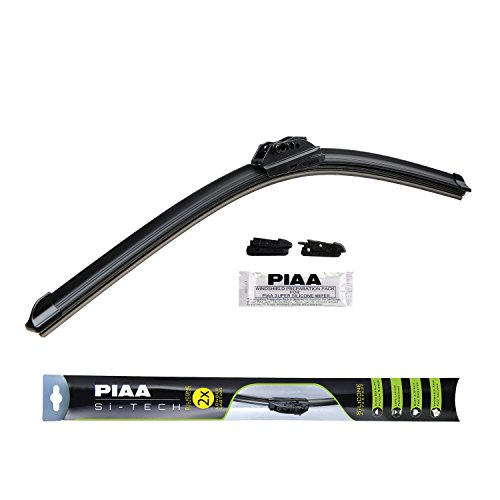 "PIAA 97055 Si-Tech Silicone Wiper Blade - 22"" 550mm (Pack of 1)"