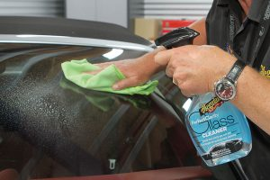 How to Keep Your Windshield Streak Free